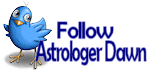 Follow Astrologer Dawn on Twitter