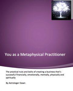 DawnMetaphysicalBook