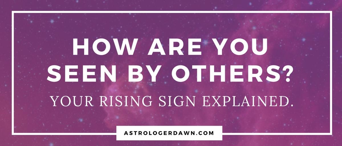 Rising Astrologer Dawn